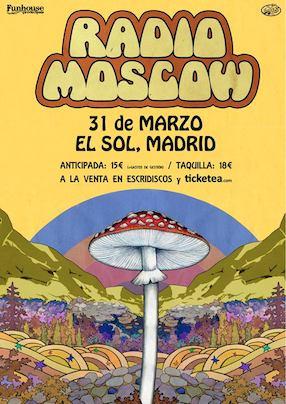 Radio Moscow – El Sol, Madrid