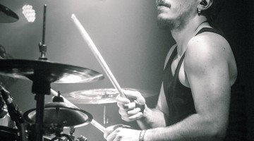 Guillermo Calero - Wormed, bateria fallece