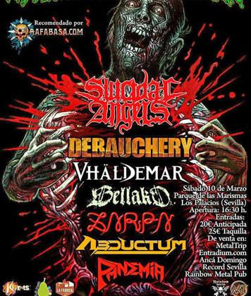 IV Palacio Metal Fest