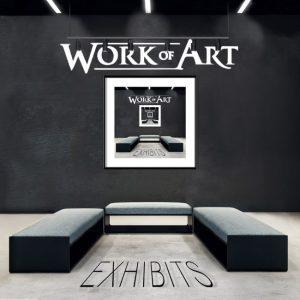 work of art exhibits