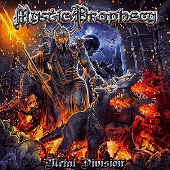 mystic prophecy metal division