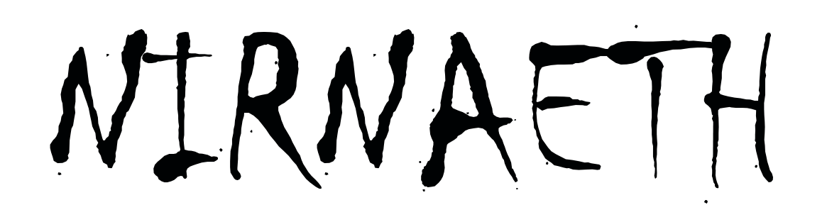 Nirnaeth Logo Black