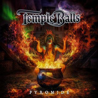 Temple Balls Pyromide